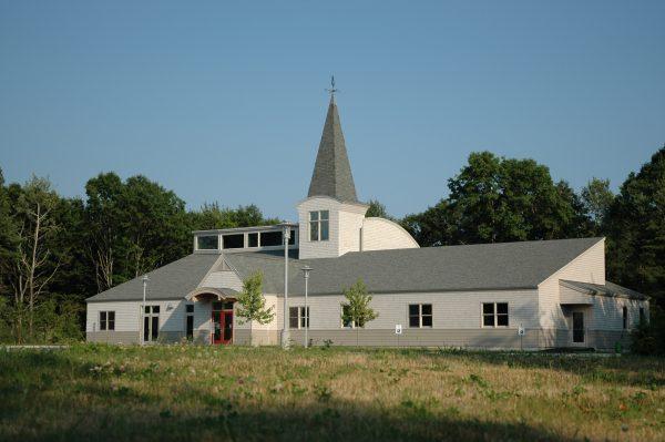 Exterior Church View