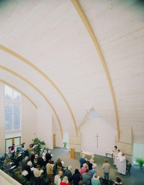 Sanctuary space view