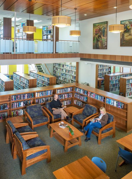 New library study