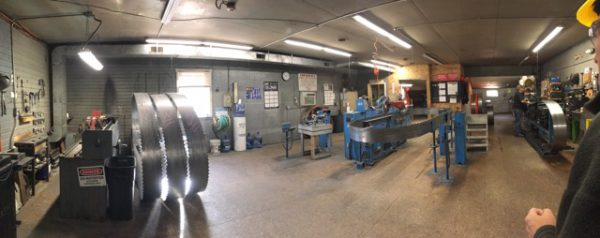 Local Wood Works Shop Tour